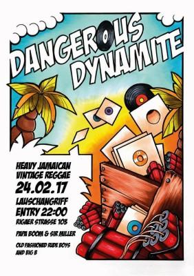 dangerous dynamite