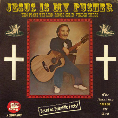 melodies of a serious man - JESUS IS MY PUSHER